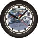 Mike Hailwood clock