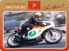 Mike Hailwood mouse mat